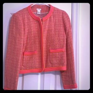 J Crew Tweed blazer